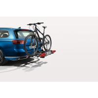 Volkswagen Fahrradträger Basic faltbar 60 kg Traglast E-Bikes für 2 Fahrräder