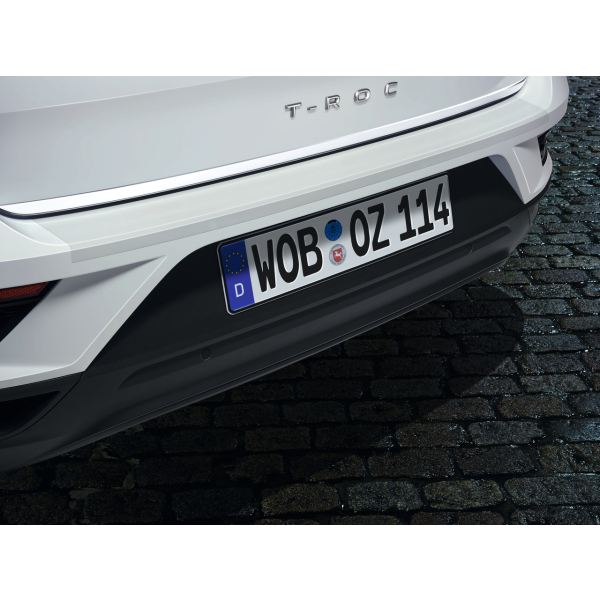 Original VW T-ROC Ladekantenschutzfolie transparent Folie Ladekante