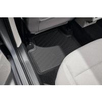 Original Volkswagen Golf 8 Variant Gummi-Fußmatten Allwettermatten vorne und hinten