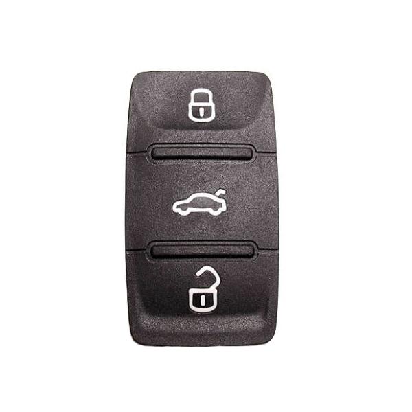 Original VW Tastenabdeckung für Schlüssel Schlüsselmatte Tastenfeld Up Caddy Tiguan Fabia