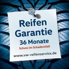 Volkswagen Reifen Garantie